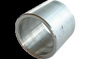Aluminum threaded fittings
