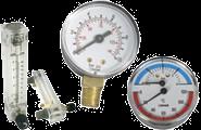 Manometers & flowmeters