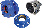 Couplings for water & wastewater